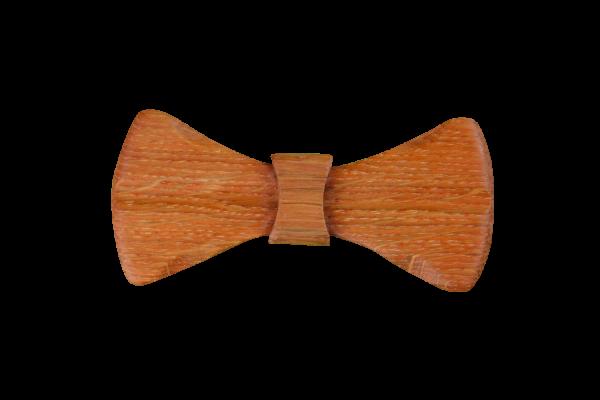 """Drevený pánsky motýlik Aricia mahagón """"MARKstyle"""""""
